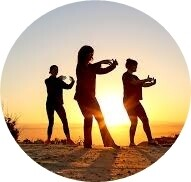 SAINTFIELD- Thursdays 7pm - 8pm From Feb 5th 2020  - Ongoing weekly beginners Tai Chi  classes - Join anytime. Location: Saintfield Community Centre  Booking Required.
