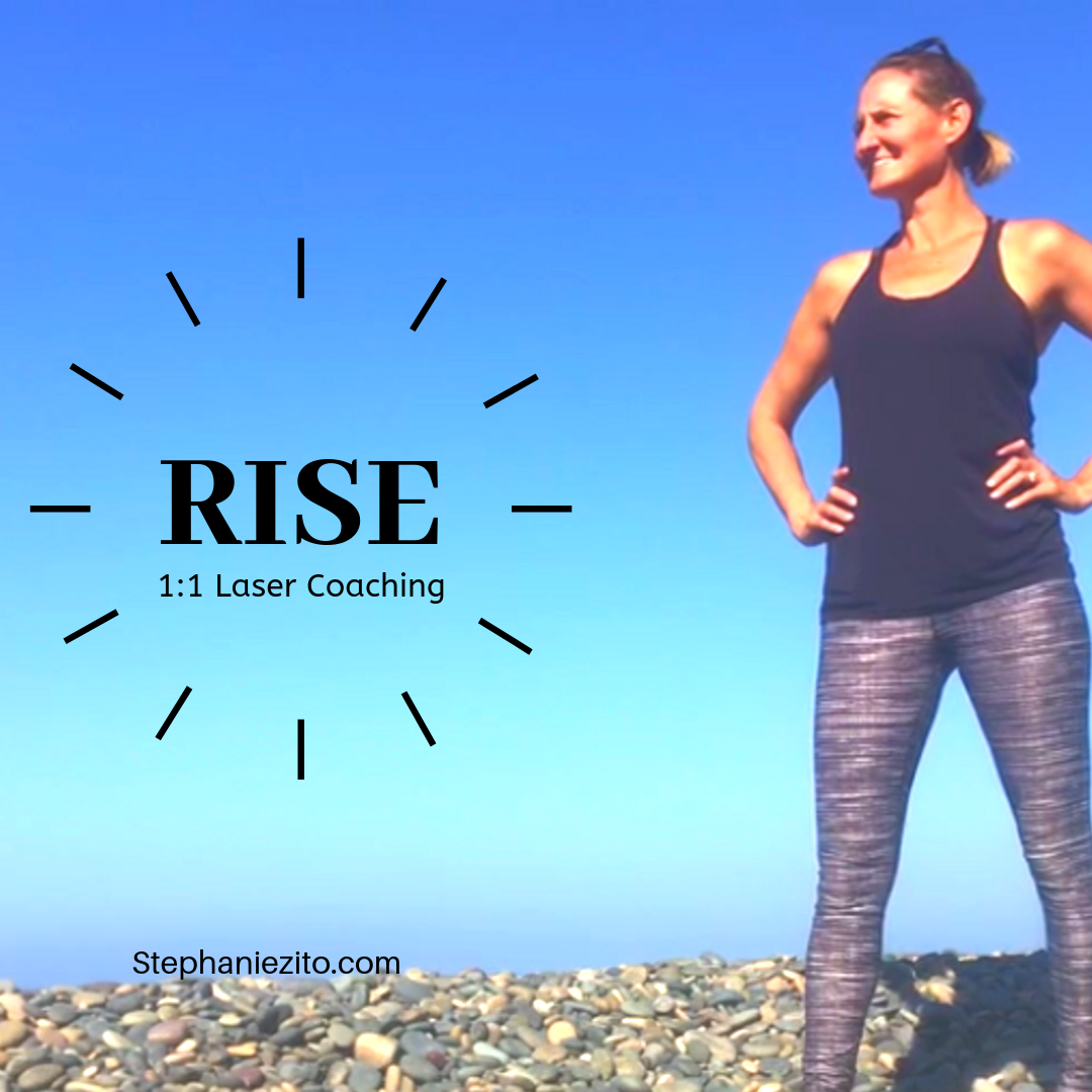 RISE 1:1 Coaching 12 Week Program