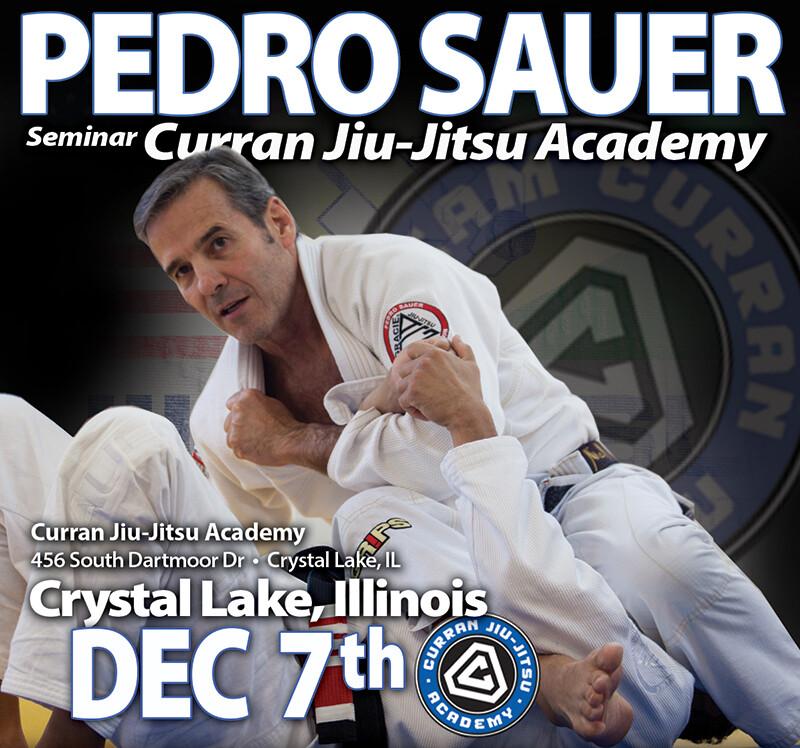 Pedro Sauer Seminar - Dec 7