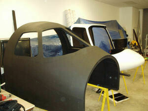 RealSims Jet Cockpit Shell