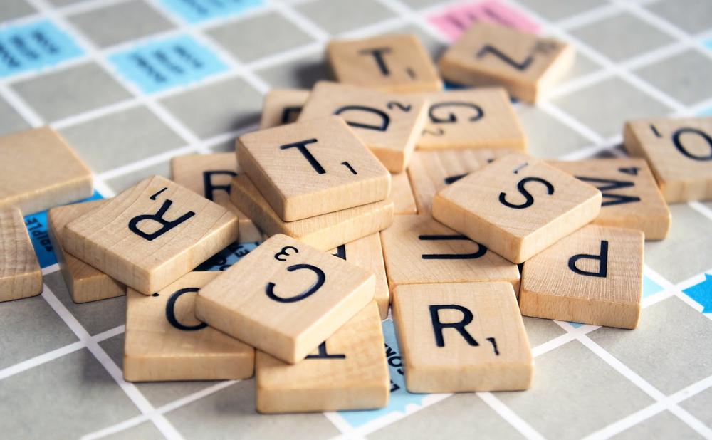 Scrabble Scrabble