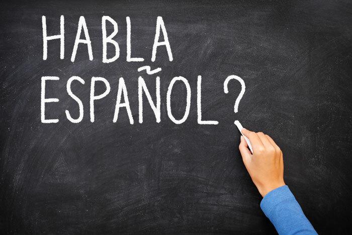 Cours d'espagnol Cours d'espagnol