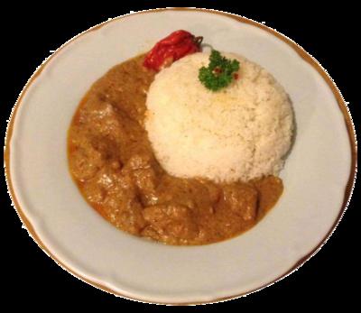 Mafé + riz blanc