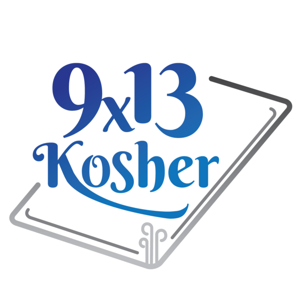 9x13 Kosher