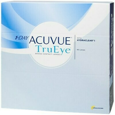 1-DAY ACUVUE TruEye 90 PackBy Johnson & Johnson Vision Care, Inc. (90 Lenses/Box)