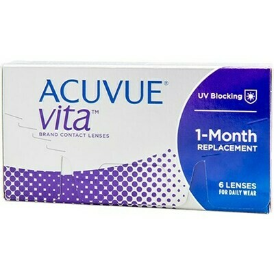 ACUVUE VITABy Johnson & Johnson Vision Care, Inc. (6 Lenses/Box)