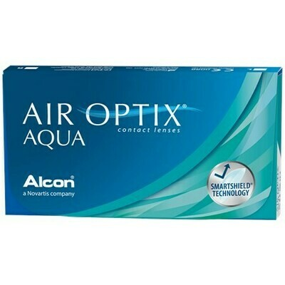 AIR OPTIX AQUABy Alcon (6 Lenses/Box)