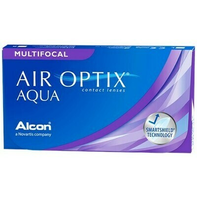 AIR OPTIX AQUA MultifocalBy Alcon (6 Lenses/Box)