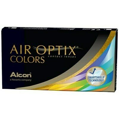 AIR OPTIX COLORSBy Alcon (6 Lenses/Box)