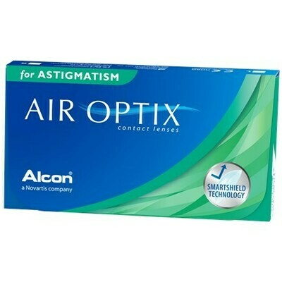 AIR OPTIX for AstigmatismBy Alcon (6 Lenses/Box)