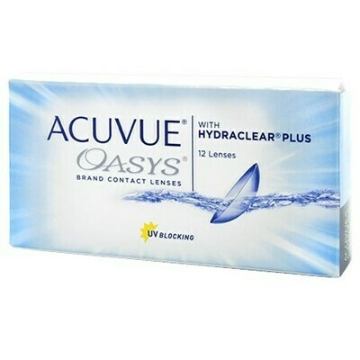 ACUVUE OASYS 2-Week 12 PackBy Johnson & Johnson Vision Care, Inc. (12 Lenses/Box)