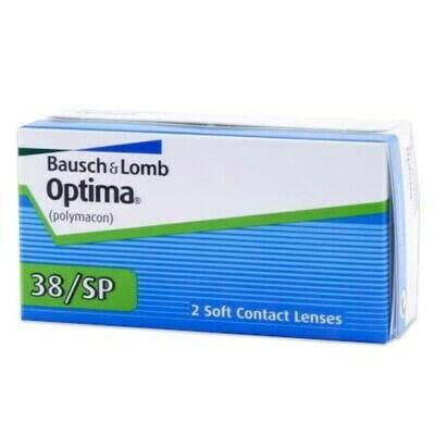Optima 38 SP (2 Lenses/Box)