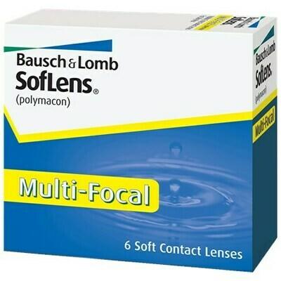 SofLens Multi-Focal (6 Lenses/Box)