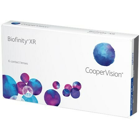 Biofinity XRBy CooperVision (6 Lenses/Box)