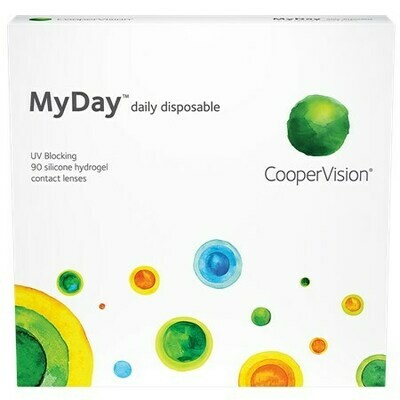 MyDay daily disposable 90 packBy CooperVision (90 Lenses/Box)