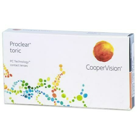 Proclear Toric XRBy CooperVision (6 Lenses/Box)