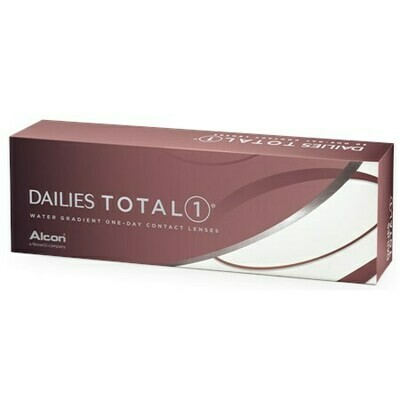 DAILIES TOTAL1 30 PackBy Alcon (30 Lenses/Box)