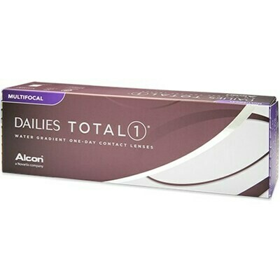 DAILIES TOTAL1 Multifocal 30 PackBy Alcon (30 Lenses/Box)