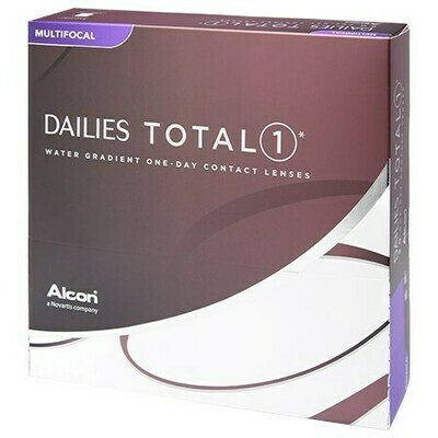 DAILIES TOTAL1 Multifocal 90 PackBy Alcon (90 Lenses/Box)