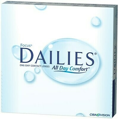 FOCUS DAILIES 90 PackBy Alcon (90 Lenses/Box)