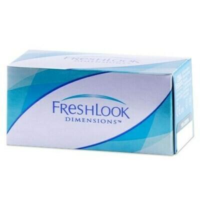 FreshLook DIMENSIONSBy Alcon (6 Lenses/Box)