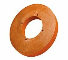 Part# 39666000  Orange Polish Wheel for VE1P