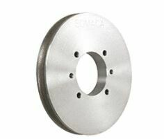 Part# 38533500  Diamond Flat and Seam Wheel for 1/8'' to 1/4'' Glass
