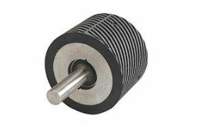 Part# CRP2000  Roller Platen for 2200RP, 2300 & 3300 Upright Belt Sander