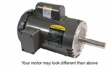 Part# 2200110VMTR  Motor for 2200, 2300 & 3300 Series Belt Sander