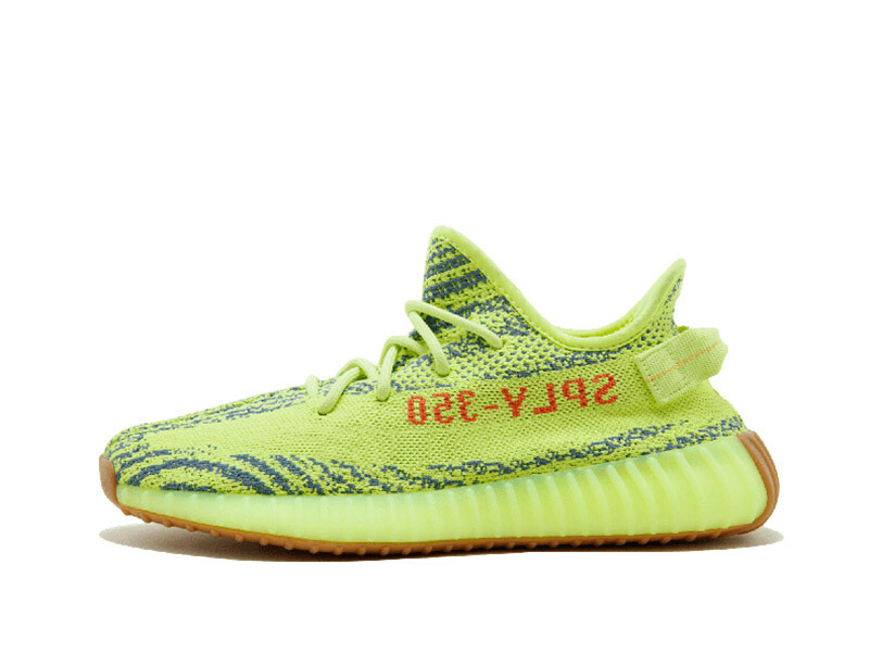 "Yeezy Boost 350 V2 ""Semi-Frozen Yellow"""