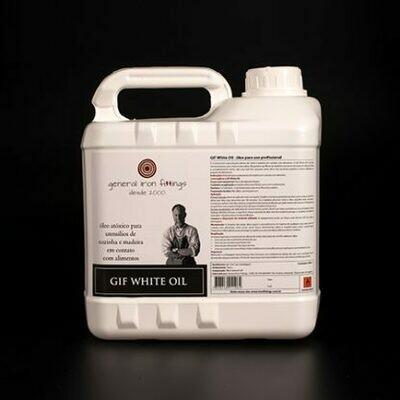 GIF White Oil 1 Litro