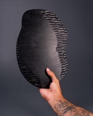 Tabúa black ebanizada