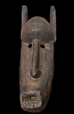 Bambara Hyena Mask