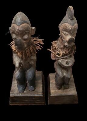 Yaka Statues