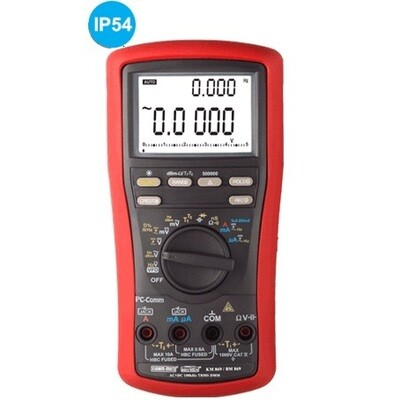 Kusam Meco KM869 TRMS Multimeter With VFD Feature & PC Interface