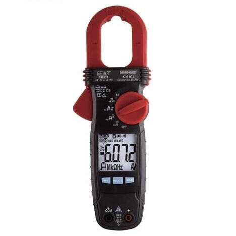 Kusam Meco KM-072 600A AC Digital Clamp Meter for  VFD