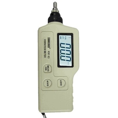 Kusam Meco KM63 - Digital Vibration Meter