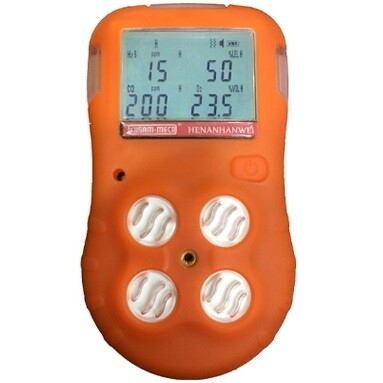 Kusam Meco BX616 Portable Multi Gas Detector