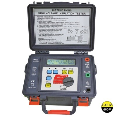 Kusam Meco KM4310IN - 10KV Insulation Tester