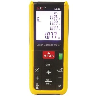 HTC LD70 Laser Distance Meter 70 Meters