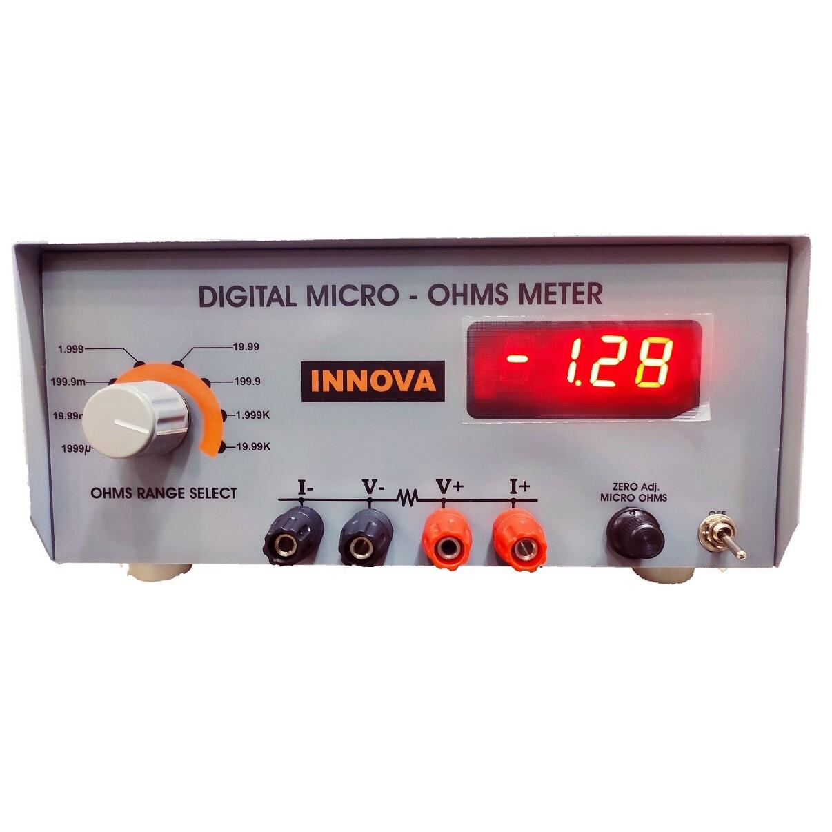 Innova I-63C Digital Resistance Meter