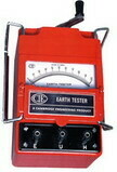 CIE 222M Earth Tester with Five ranges upto 10000 Ohms
