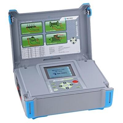 METREL MI-3250 10A Resistance Meter - Micro Ohm Meter