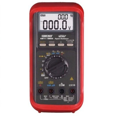Kusam Meco KM711 Digital Multimeter with VFD application