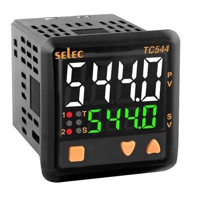 Selec TC-544-C Dual Display Digital Temperature Controller