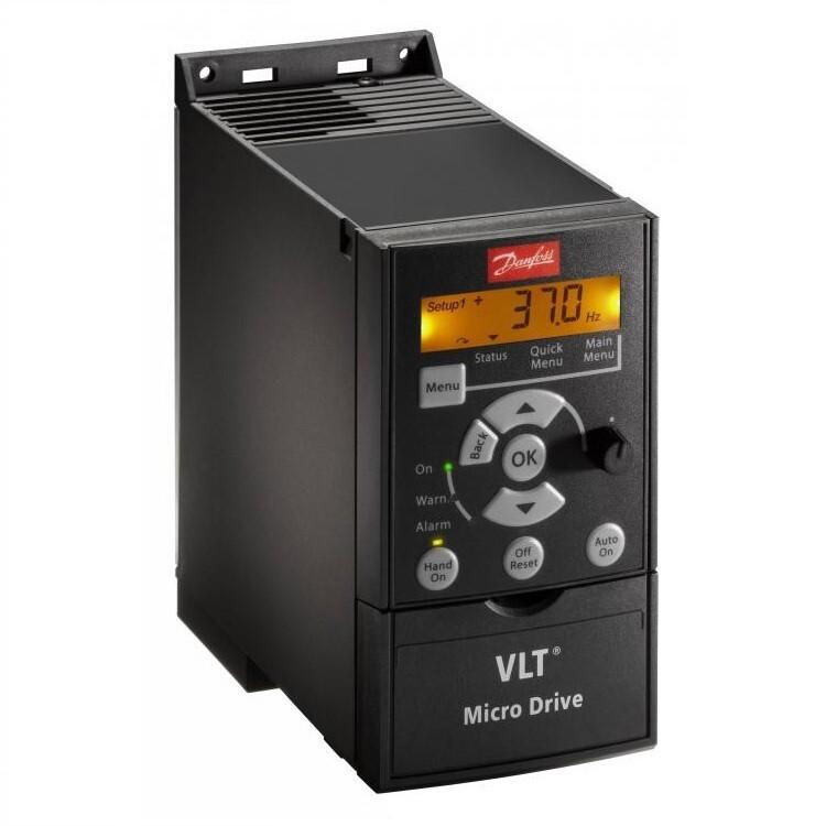 Danfoss 132F0018 - Danfoss VFD | Danfoss AC Drive 1 HP 3 phase