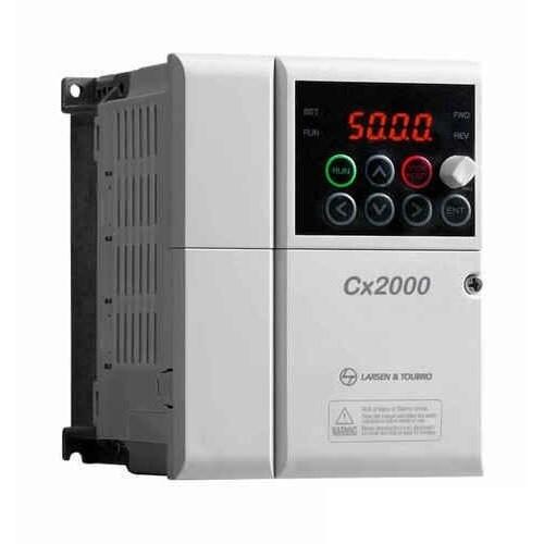 L&T Cx2000 VVVF 3 phase Drive 3.7 kW / 5 HP - LTVF-C40010BAA VFD