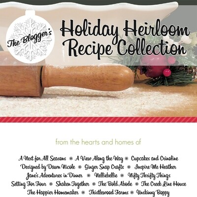 Holiday Heirloom Recipe Collection Free E-Book (57 Page PDF)