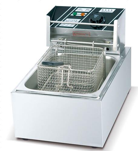 Counter Top Electric 1-Tank Fryer (1- Basket) | Economic Range