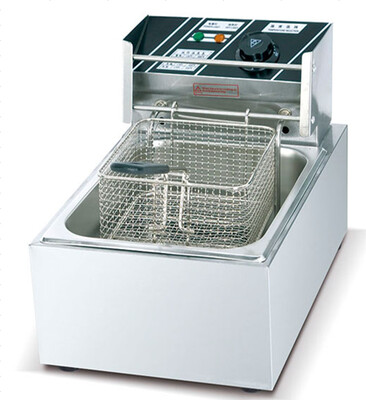 Counter Top Electric 1-Tank Fryer (1- Basket) | Economic Range